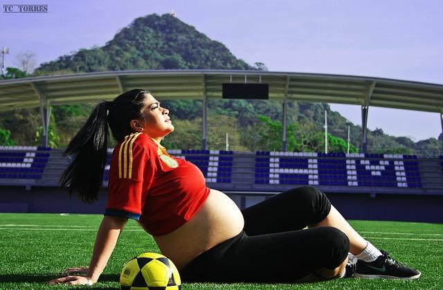 Deporte y embarazo